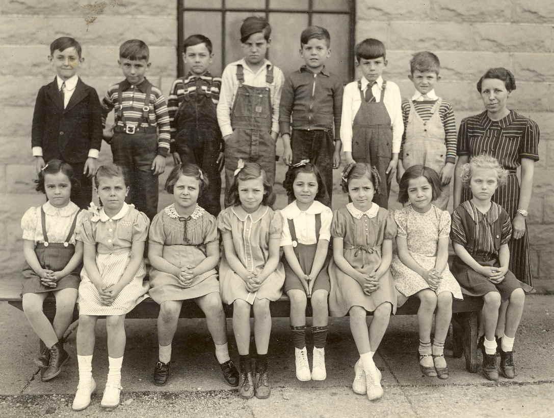 School 1940s